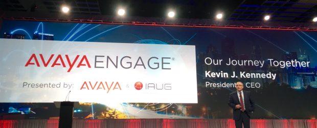 Kevin Kennedy, Avaya CEO