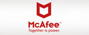 New McAfee logo - April 2017