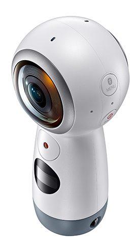 Samsung Geart 360 profile