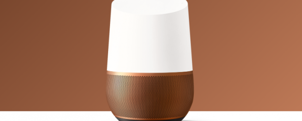 Google Home brown feature