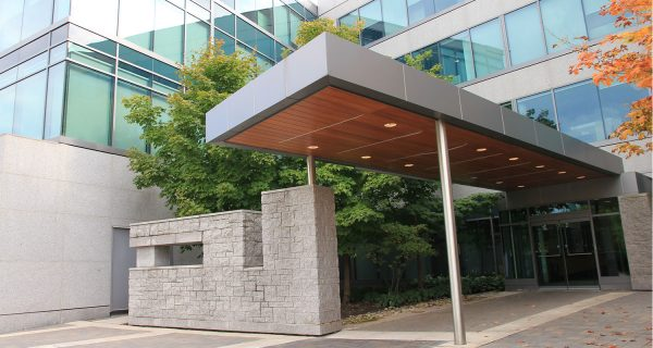 IBM Warden software data centre - entrance