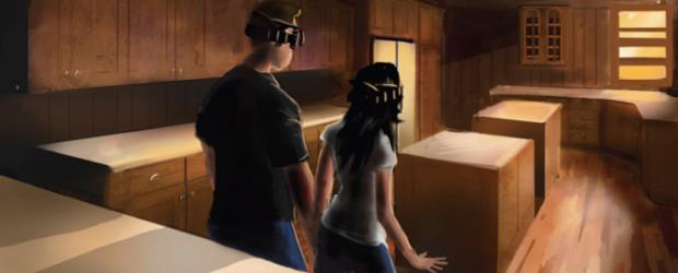 Lowe's VR comic book