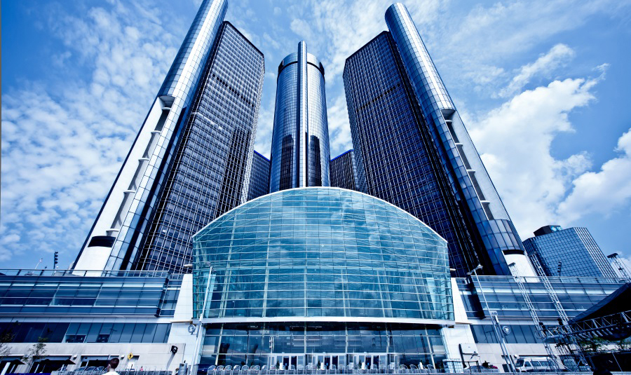 Digital transformation projects by top 10 for General motors corporate office