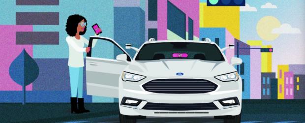 Ford Lyft partnership