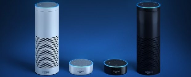 Amazon Alexa Echo and Echo Dot