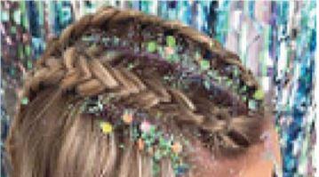 Dreamforce Festival Hair