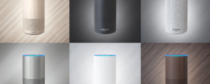 Amazon Echo Colours alexa