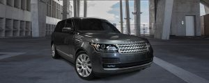 BlackBerry QNX RangeRover