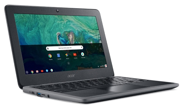 Dell's Chromebook 5190 is a convertible with pen support