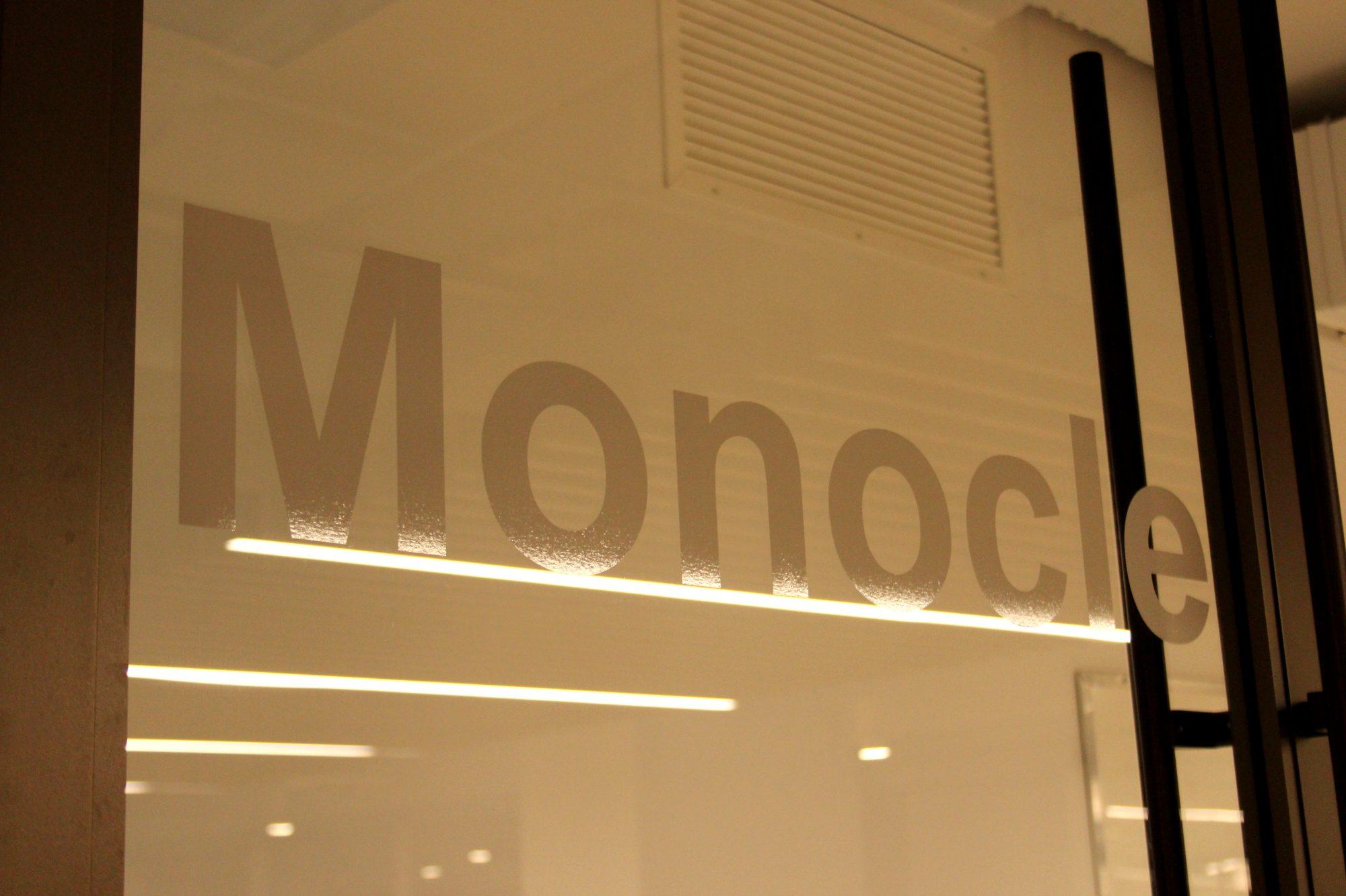 Top Hat HQ - Monacle room