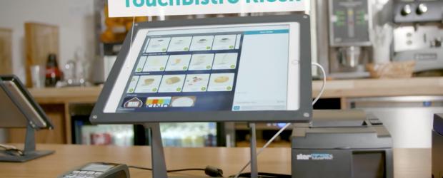 TouchBistro kiosk