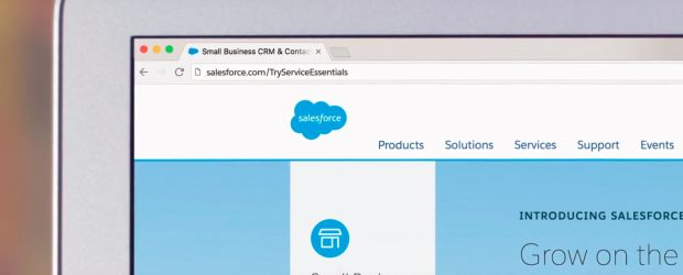Salesforce targets small businesses with release of Essentials | IT