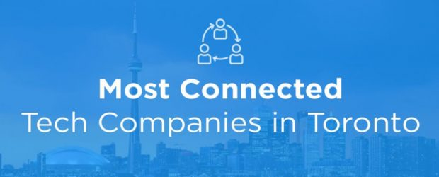 Most Connected Toronto