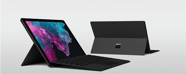 Microsoft announces new Surface Pro 6, Surface Laptop 2