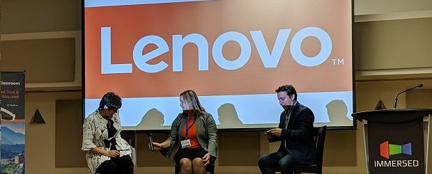 Lenovo introduces virtual reality classroom to Canadian education