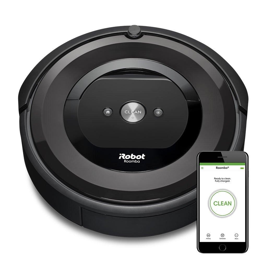 Irobot Releases Roomba I7 And E5 Robot Vacuum Cleaners