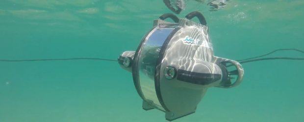 DeepTrekker-drone
