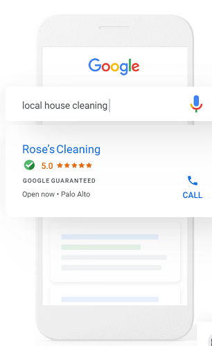 Google launches 'Google Guaranteed' businesses in Toronto