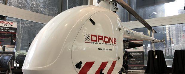 Drone Delivery Canada's new Condor drone