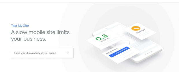 Google Relaunches Test My Site