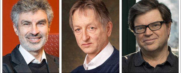 2018 Turing Award winners - Hintoon, Bengio, Lecun