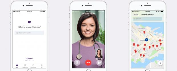 Babylon by Telus Health app