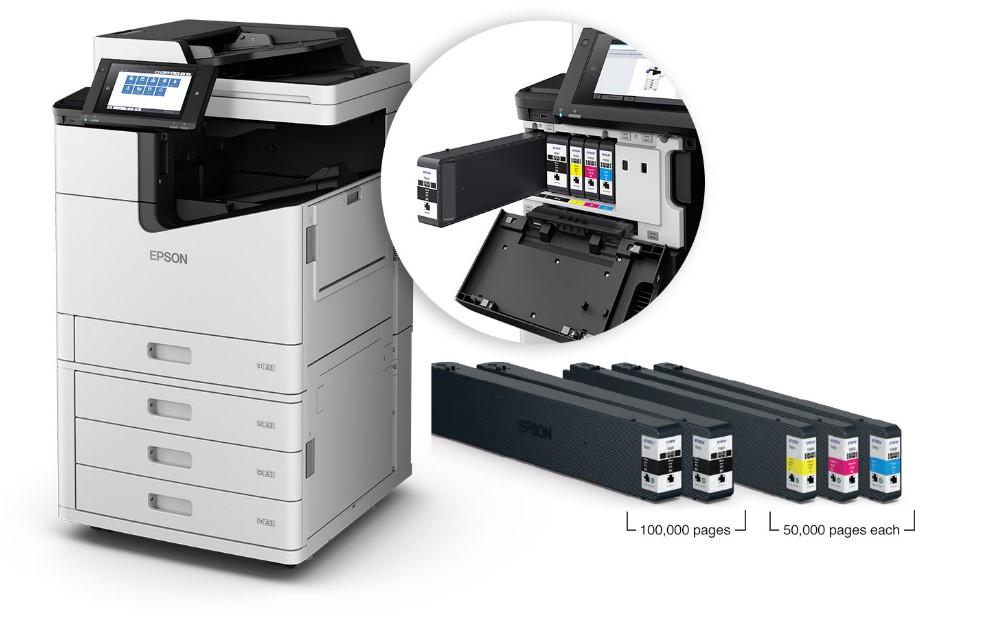 Epson introduces WF-C20590 A3 enterprise network printers to dealers