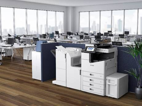 Epson introduces WF-C20590 A3 enterprise network printers to
