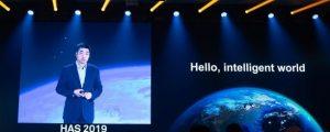 Huawei's Ken Hu presents on 5G in Shenzhen