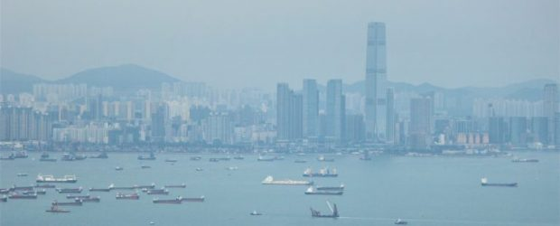 Hong Kong - Kowloon skyline