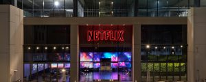 Photo of Netflix office
